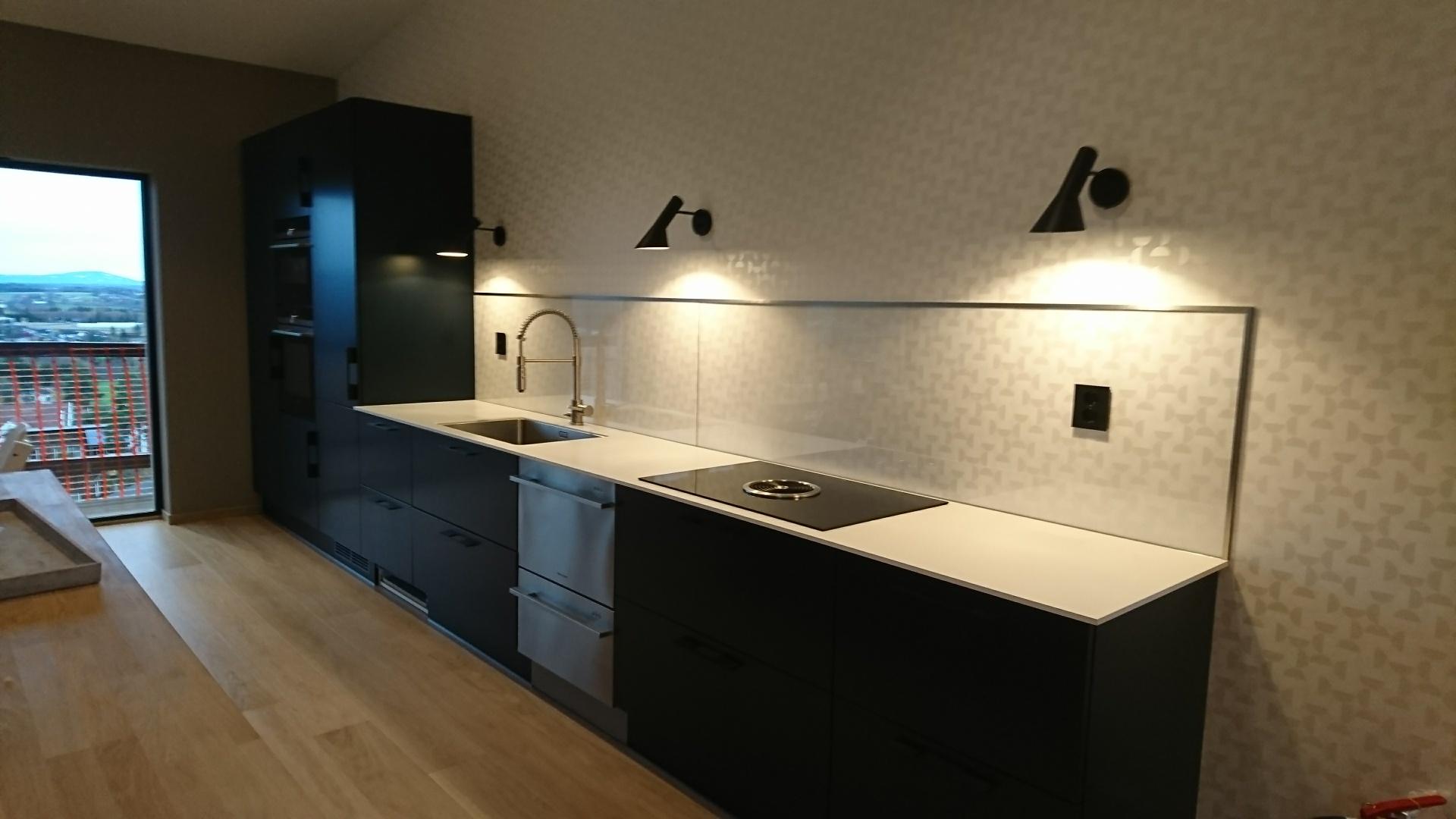 veggplate kjøkken